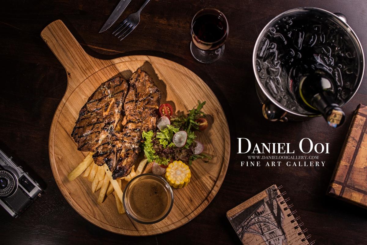 Lambchop Food Photography